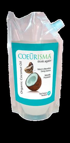 Coeurisma Organic Coconut Oil